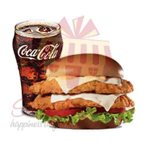 Sup. Star Chicken Fillet Sandwich-Hardees