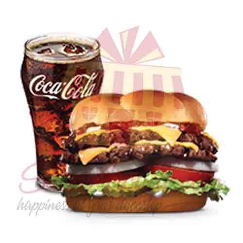 Super Star Burger-Hardees