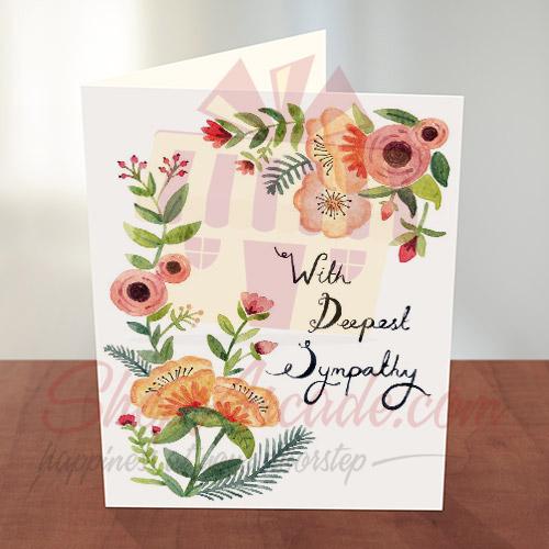 Sympathy Card 4