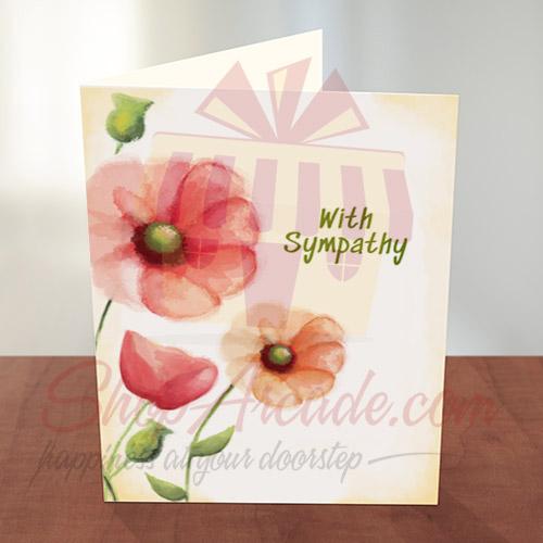 Sympathy Card 5