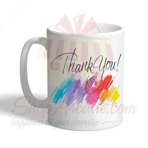 Thank You Mug 01
