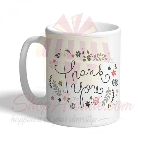 Thank You Mug 02