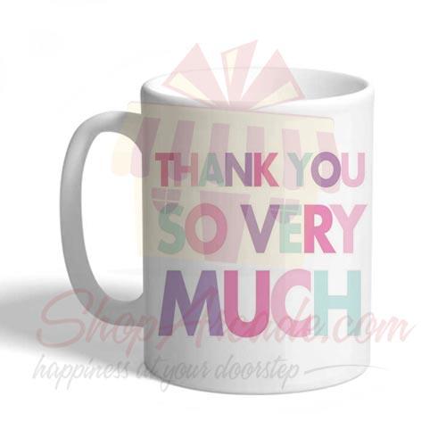 Thank You Mug 03