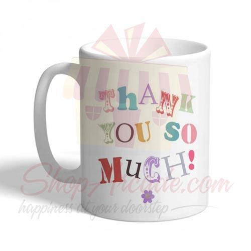 Thank You Mug 04