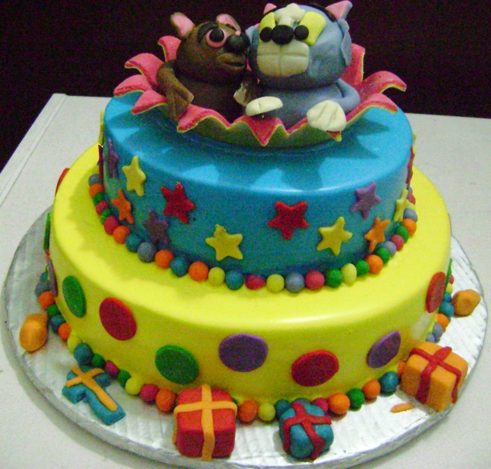 Marvelous Send Cakes Tom And Jerry Cake 10 Lbs Gift To Pakistan Item 411 Personalised Birthday Cards Veneteletsinfo