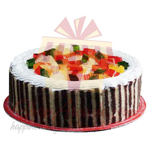 Tutti Frutti Cake 2Lbs - Cake Lounge