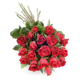 2 Dozen Local Roses