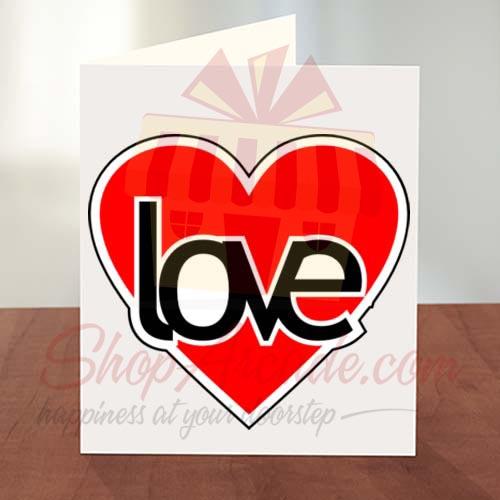 Love Card 22