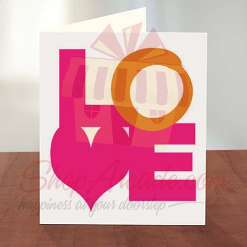 Love Card 23