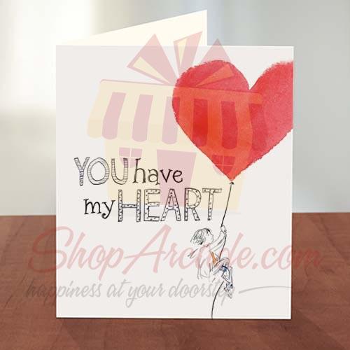 Love Card 24