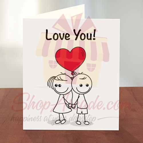 Love Card 27