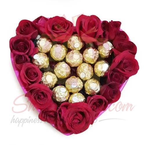 Sweet Fragrant Heart