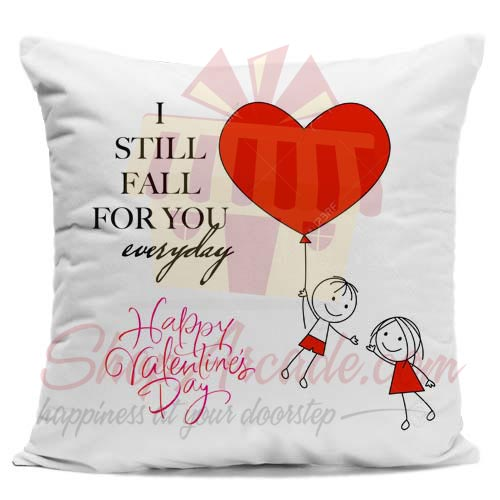 Valentines Day Cushion 02