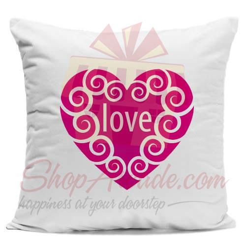 Valentines Day Cushion 03