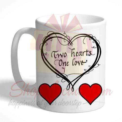 One Love Name Mug