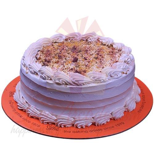 Vanilla Crunch Cake 2lbs-Sachas