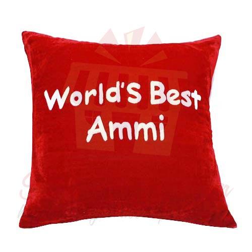 Best Ammi Velvet Cushion
