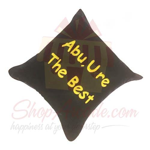 Abbu Velvet Cushion
