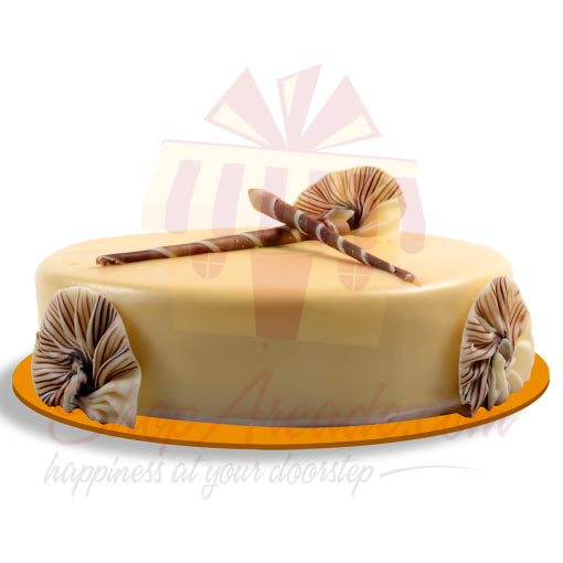 White Choco Cake 2 lbs United King