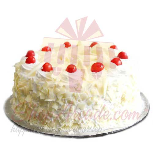 White Forest Cake 4lbs-PC
