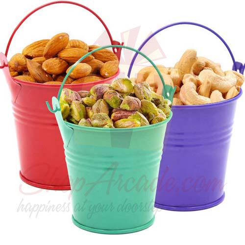 Dry Fruit Buckets
