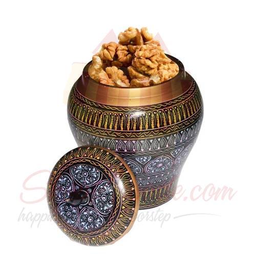 Walnut Pot