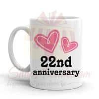 22nd-anniversary-mug