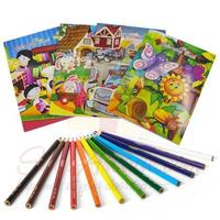 drawing-books-with-colours