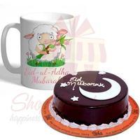 eid-cake-and-mug