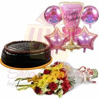 balloons-flowers-cake
