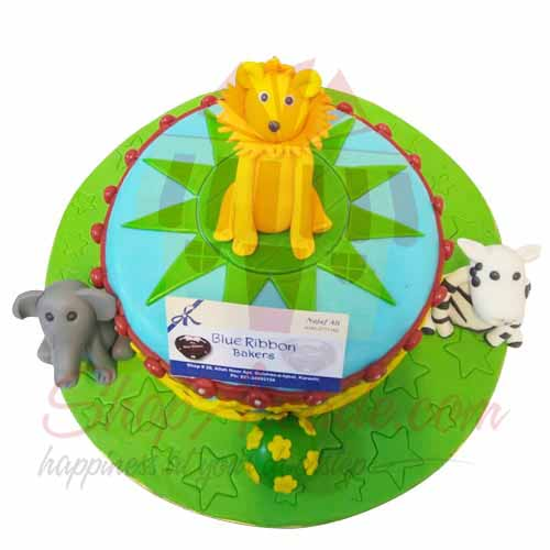 lion-cake-5lbs-blue-ribbon