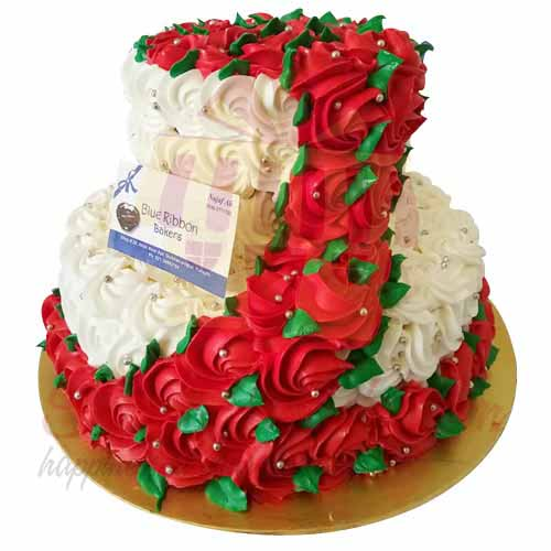 2-tier-rose-cake-6lbs-blue-ribbon