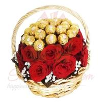 ferrero-and-rose-basket