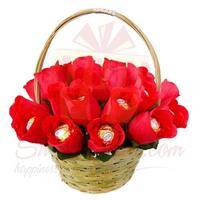 choco-rose-basket