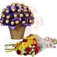 bouquet-with-ferrero-bucket