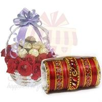 ferrero-rose-basket-with-choori