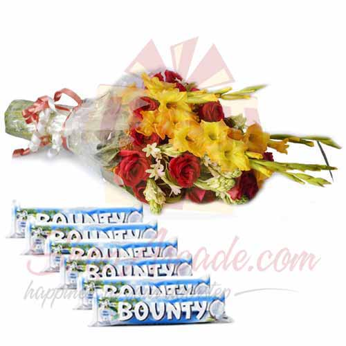 bounty-bars-with-bouquet