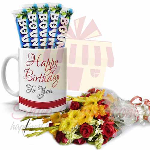 bday-choc-mug-with-bouquet
