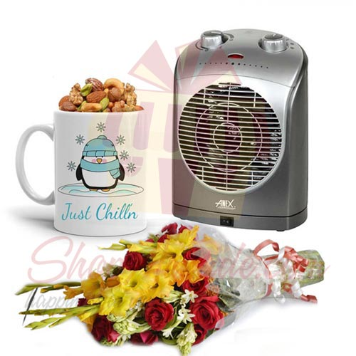 winter-mug-with-bouquet-and-heater