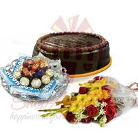 choc-tray,-cake-and-flowers