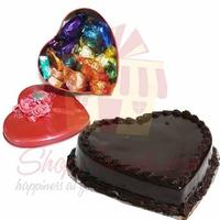 choc-heart-with-heart-cake