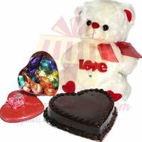 choc-heart-and-heart-cake-with-teddy
