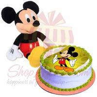 mickey-toy-with-mickey-cake