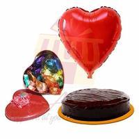 chocs-cake-and-balloon