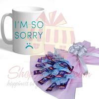 dairy-milk-bouquet-with-sorry-mug