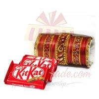 choori-with-kitkat