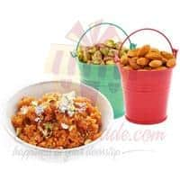 dry-fruit-buckets-with-gajar-ka-halwa