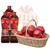 fresh-anar-basket-with-juices