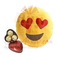 choc-heart-with-heart-eye-moji-cushion