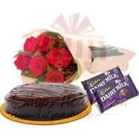 roses-cake-chocs